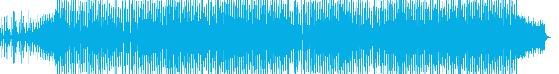 EDMポップで明るいクラブ系-115の再生済みの波形