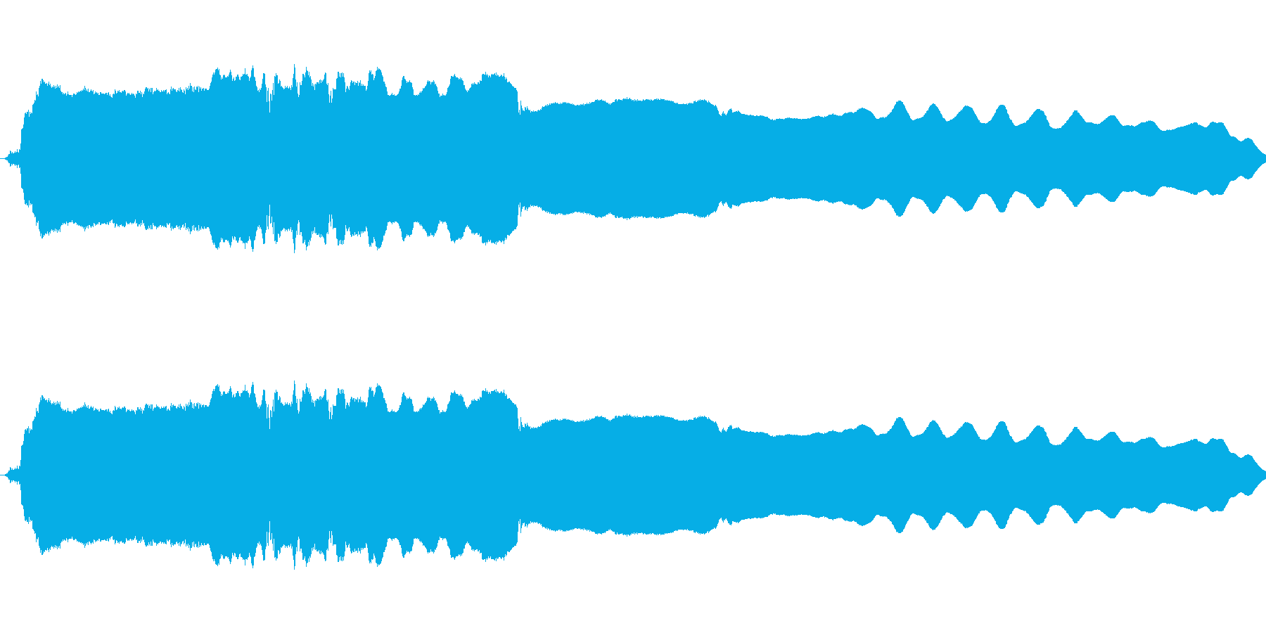 こぶし03(B)の再生済みの波形