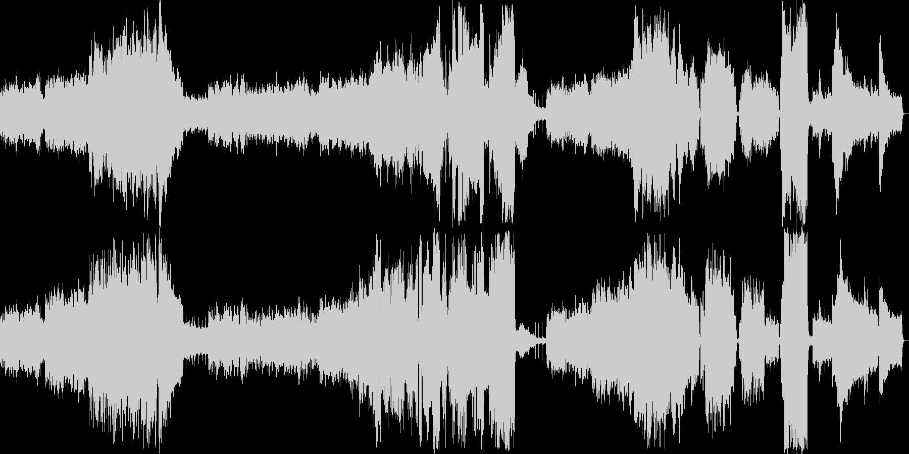 オルゴールがメインのオーケストラ曲。の未再生の波形