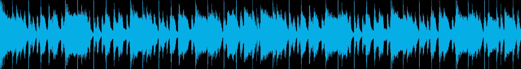 ファンク ループ 生演奏の再生済みの波形