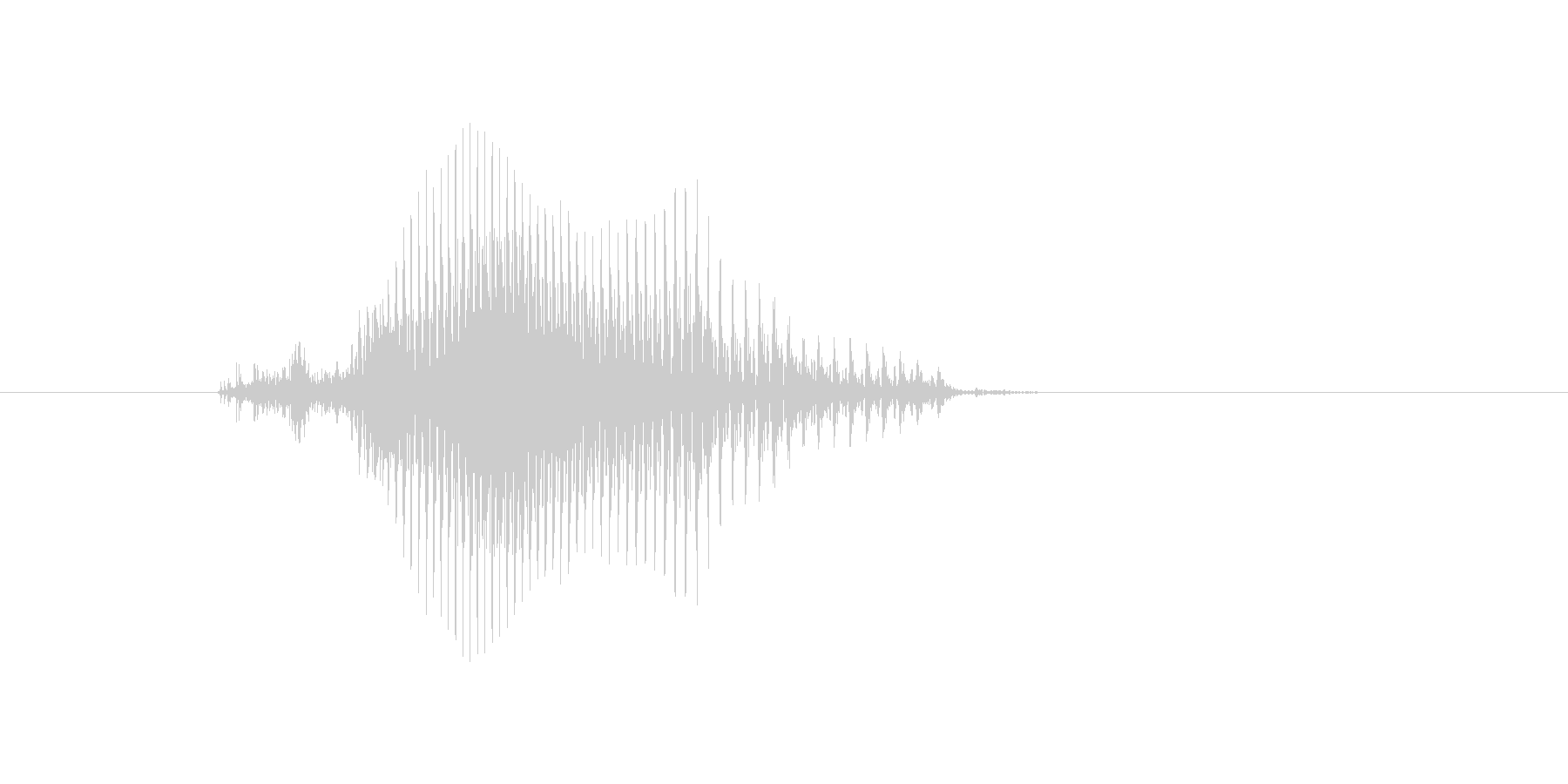 k,K,k(ケイ)の未再生の波形