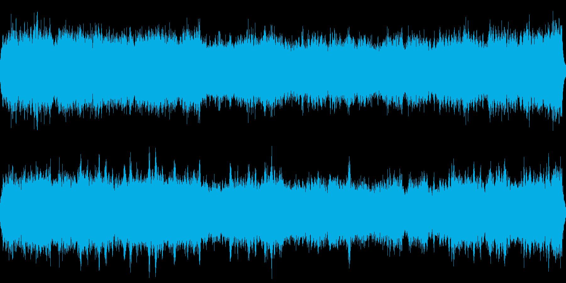 カノンのストリングスオーケストラアレンジの再生済みの波形
