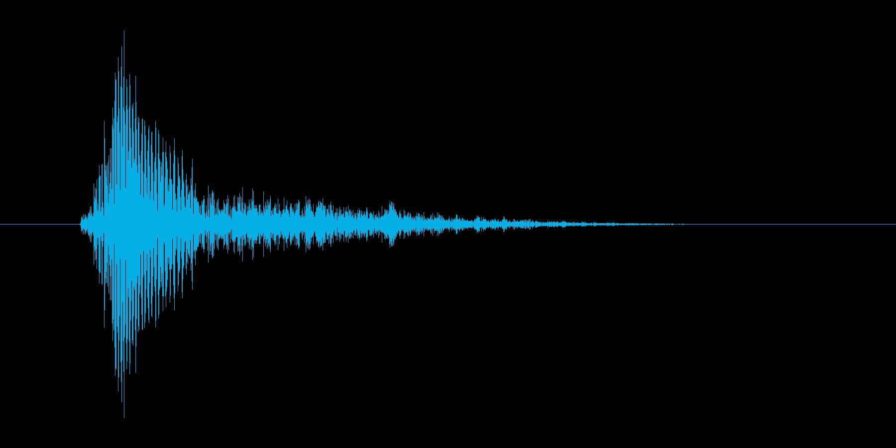 うっ!(Type-D)の再生済みの波形