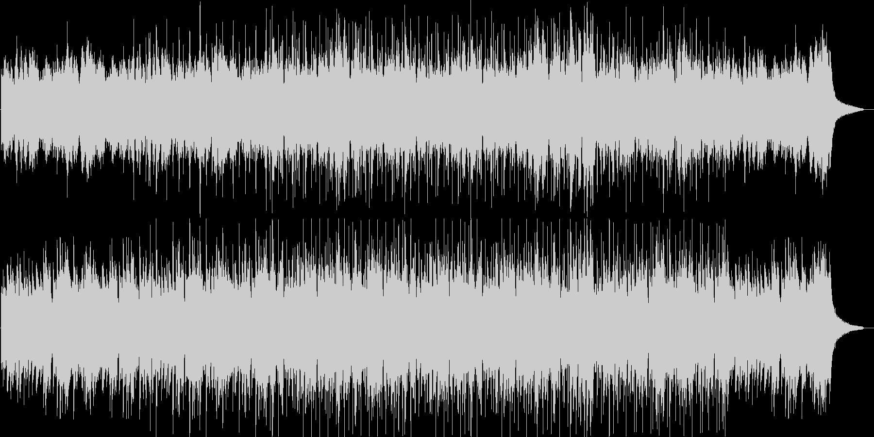 クール・ピアノ・映像・イベント用の未再生の波形