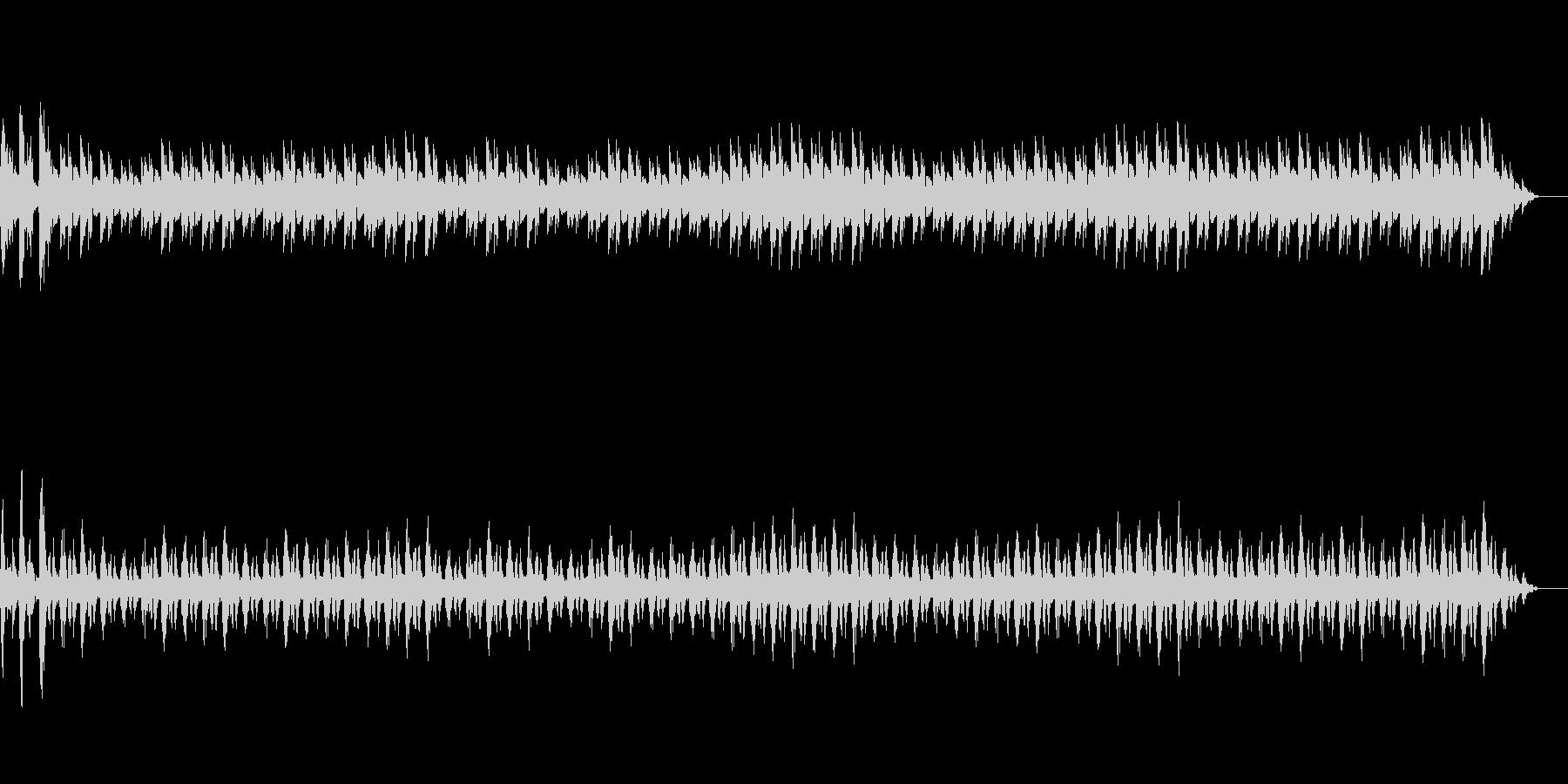 車のエンジン音1【ブロロロ・・・】の未再生の波形