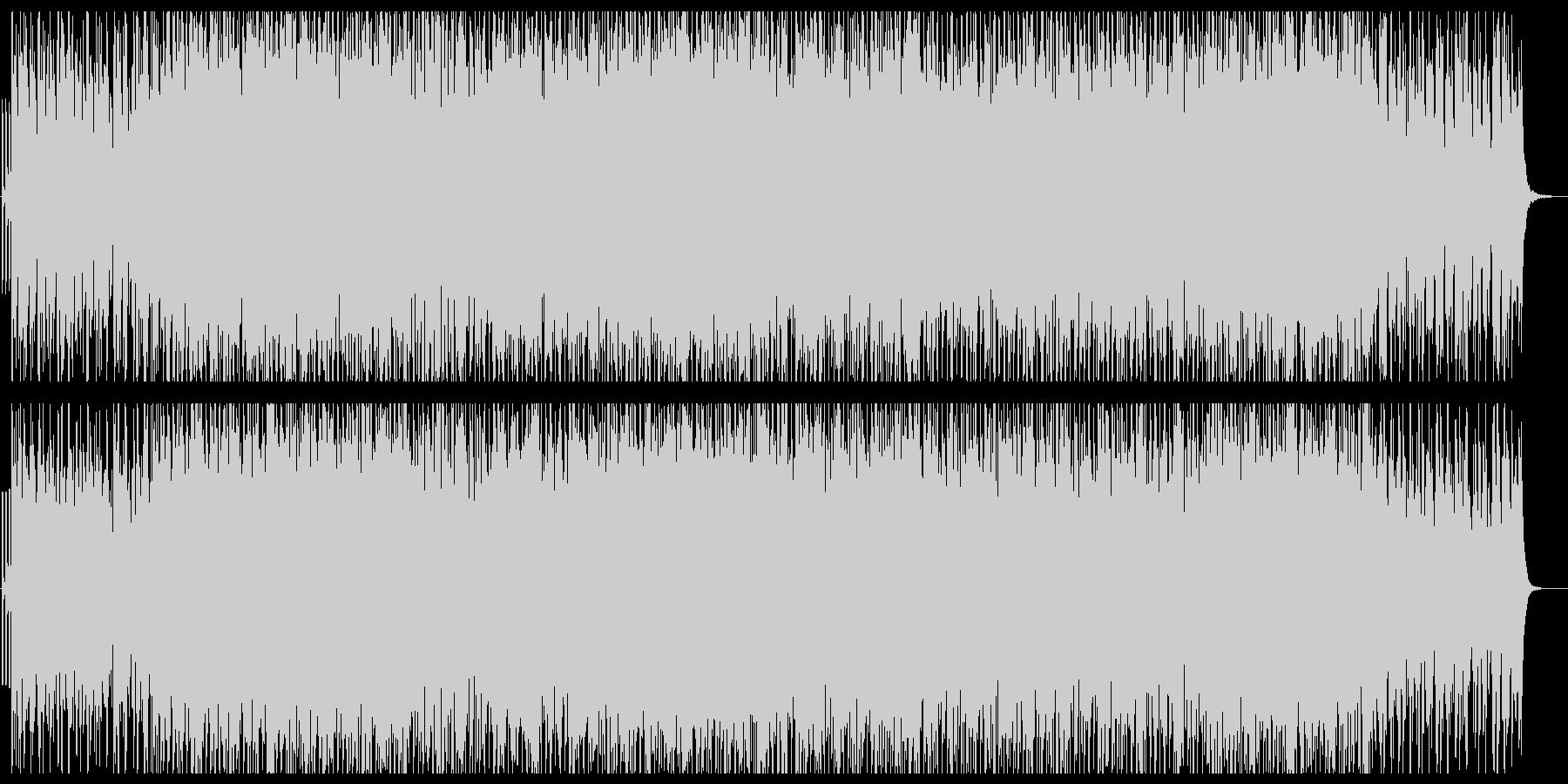 和風・アジア・二胡・ファンク・EDMの未再生の波形