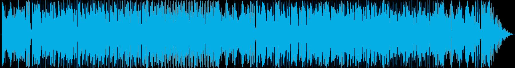 タイトルの通りフュージョン系の曲です。…の再生済みの波形
