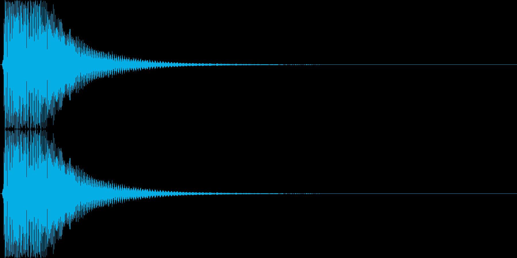 【ポヨン】ジャンプ パワーアップ 強化の再生済みの波形