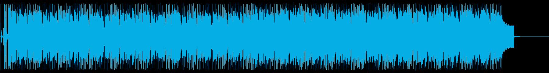 インフォメーション ゆったり 情報 CMの再生済みの波形