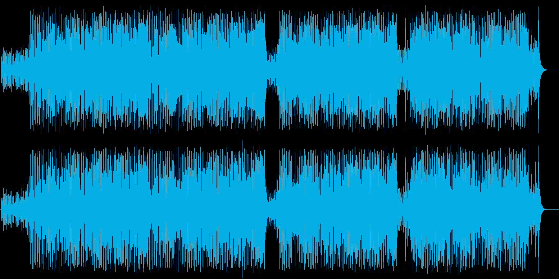 大人のポップ/ボサノバ(フルサイズ)の再生済みの波形