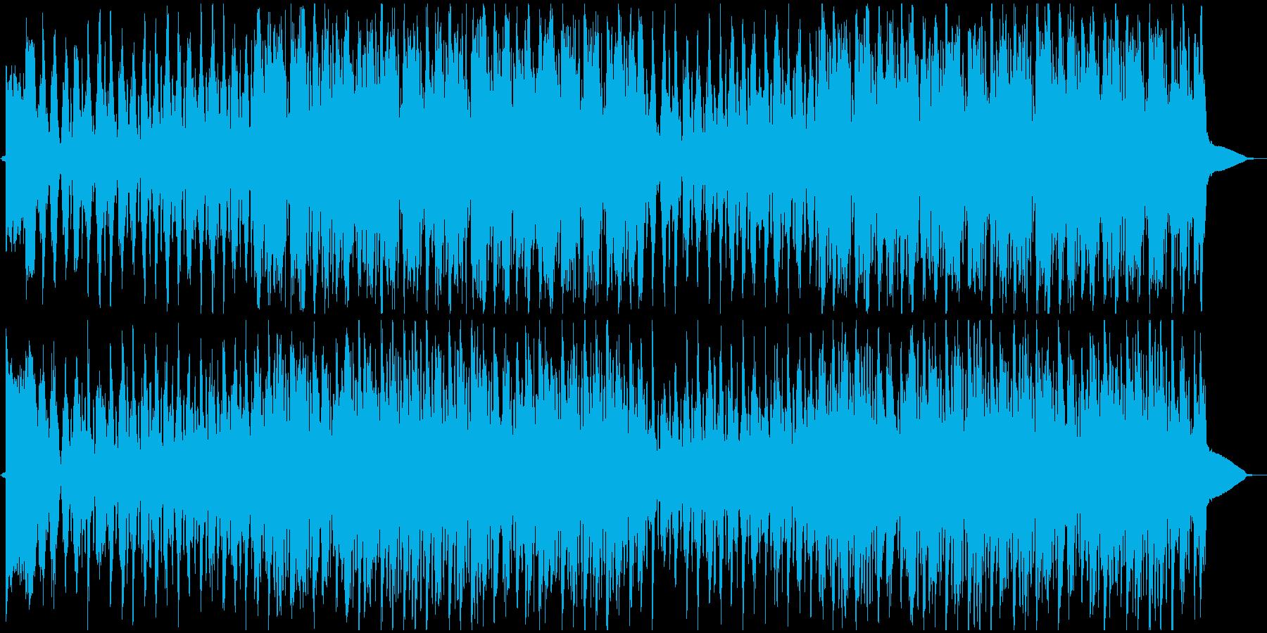 重厚感がある戦慄の悪の帝国-オーケストラの再生済みの波形