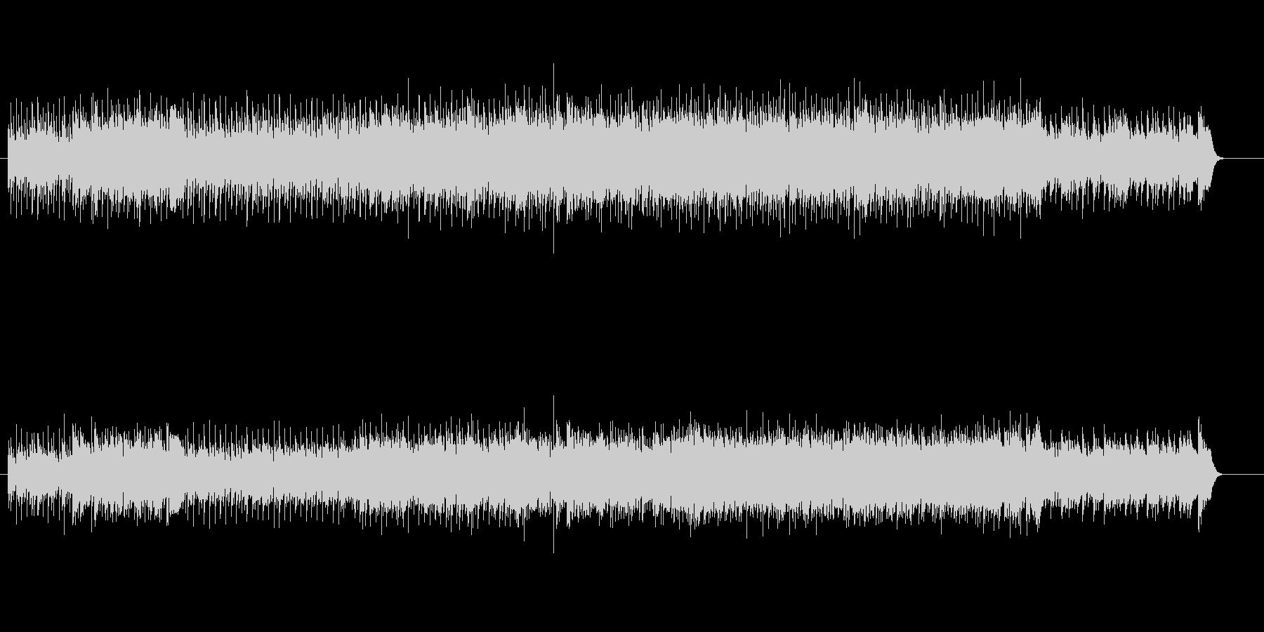 8ビート・マイナー・ニューミュージックの未再生の波形