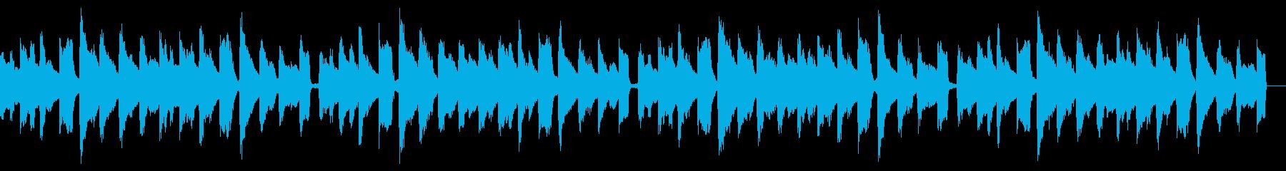 アコギとエレピでほっこりとの再生済みの波形