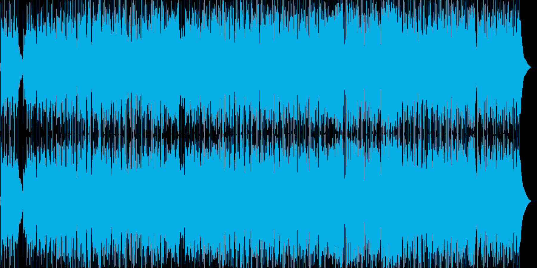 対話をテーマに作曲しました。ハープとギ…の再生済みの波形