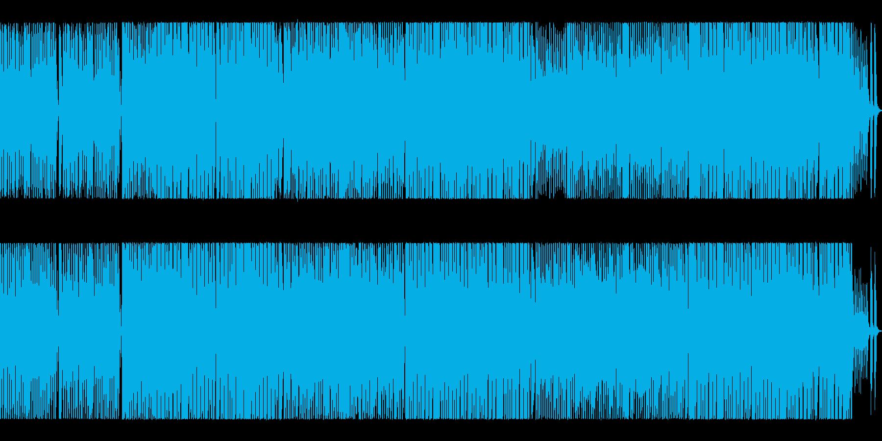 ポップで明るい「ジングルベル」♪の再生済みの波形