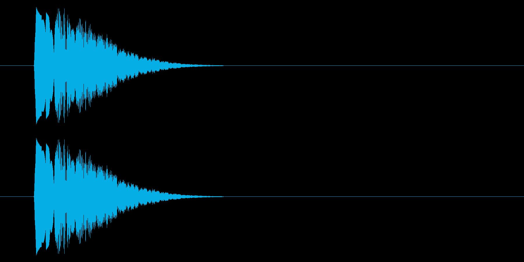 SNES-アクション01-16(アイテムの再生済みの波形