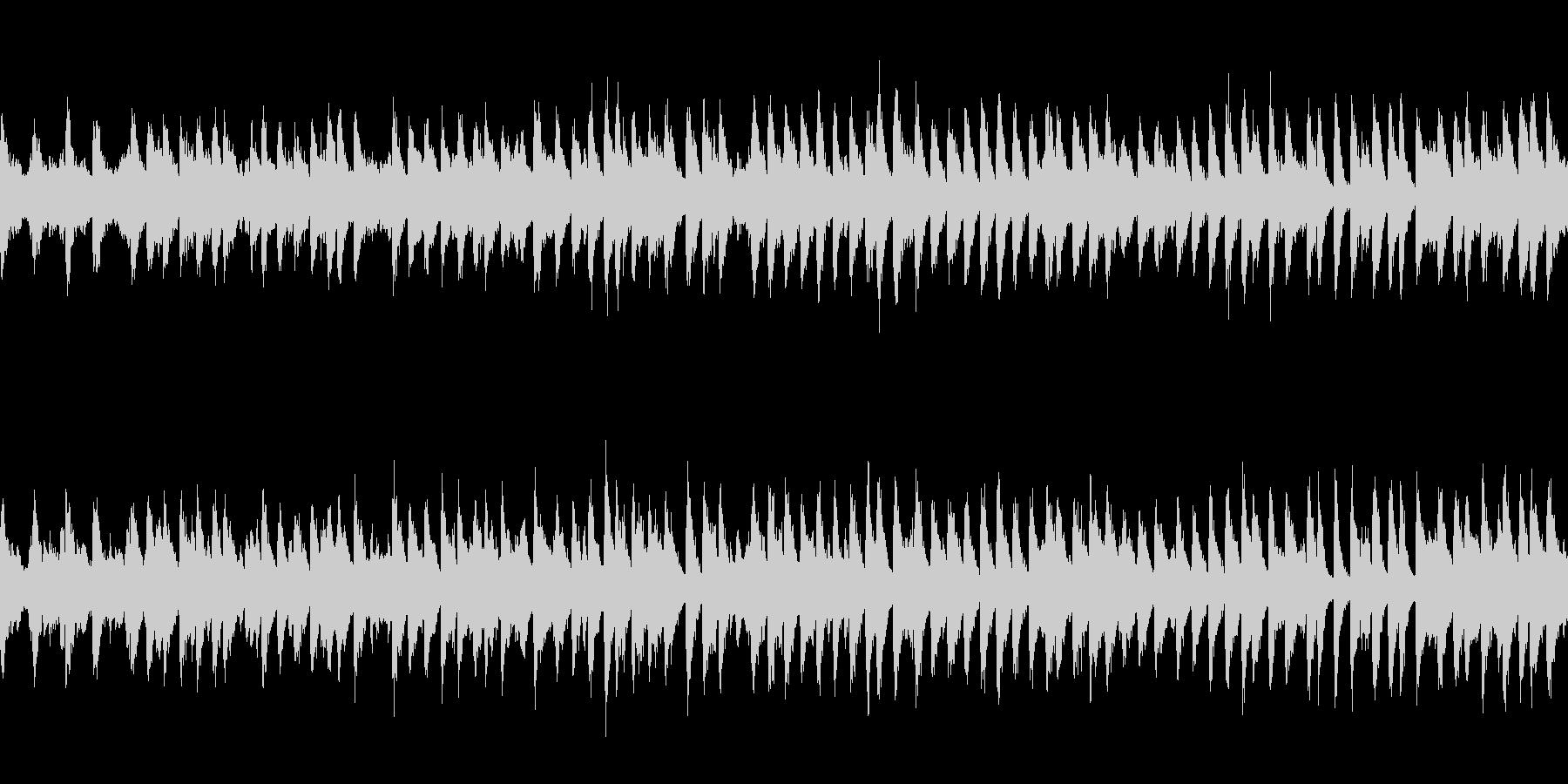 異世界の宴 (ループ仕様)の未再生の波形