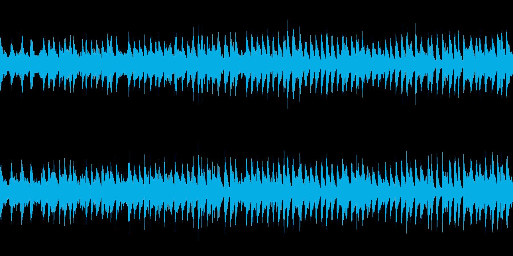 異世界の宴 (ループ仕様)の再生済みの波形