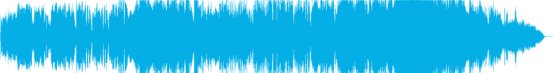 明るくほのぼのとした彩り豊かな二胡の曲の再生済みの波形