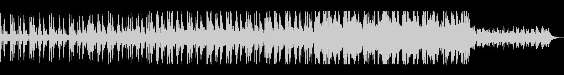 ポリリズムが彩るエレクトロポップの未再生の波形