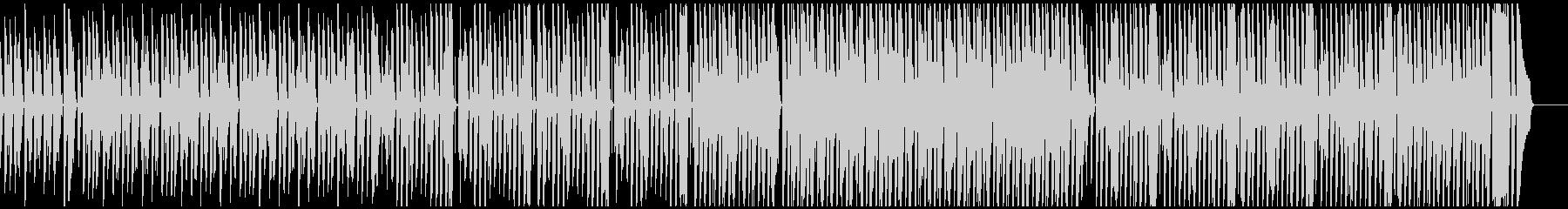 ピアノ口笛リコーダーなど ほのぼのした曲の未再生の波形