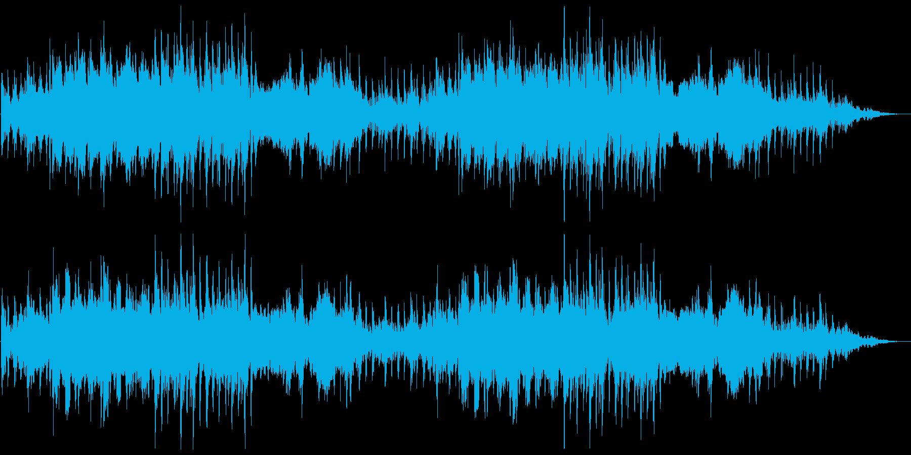 RPGフィールドBGM風オーケストラ曲2の再生済みの波形