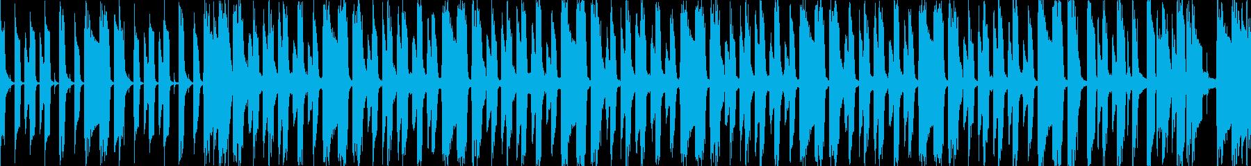 汎用BGM/ギャグ(LOOP対応)の再生済みの波形