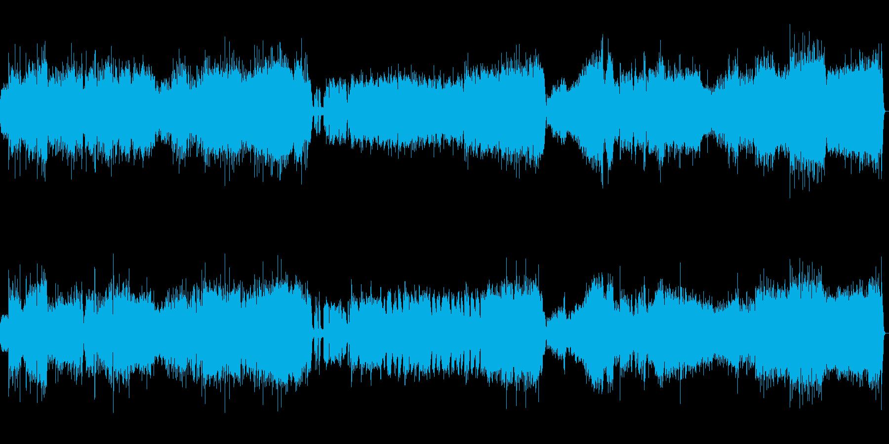 組曲「惑星」より木星(オリジナル版)の再生済みの波形