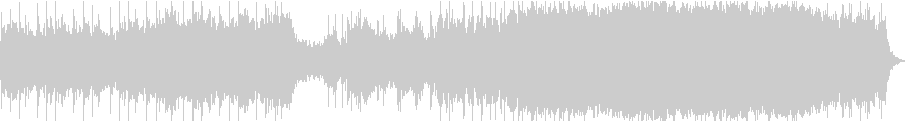 ロックオーケストラ 戦い 高音質verの未再生の波形