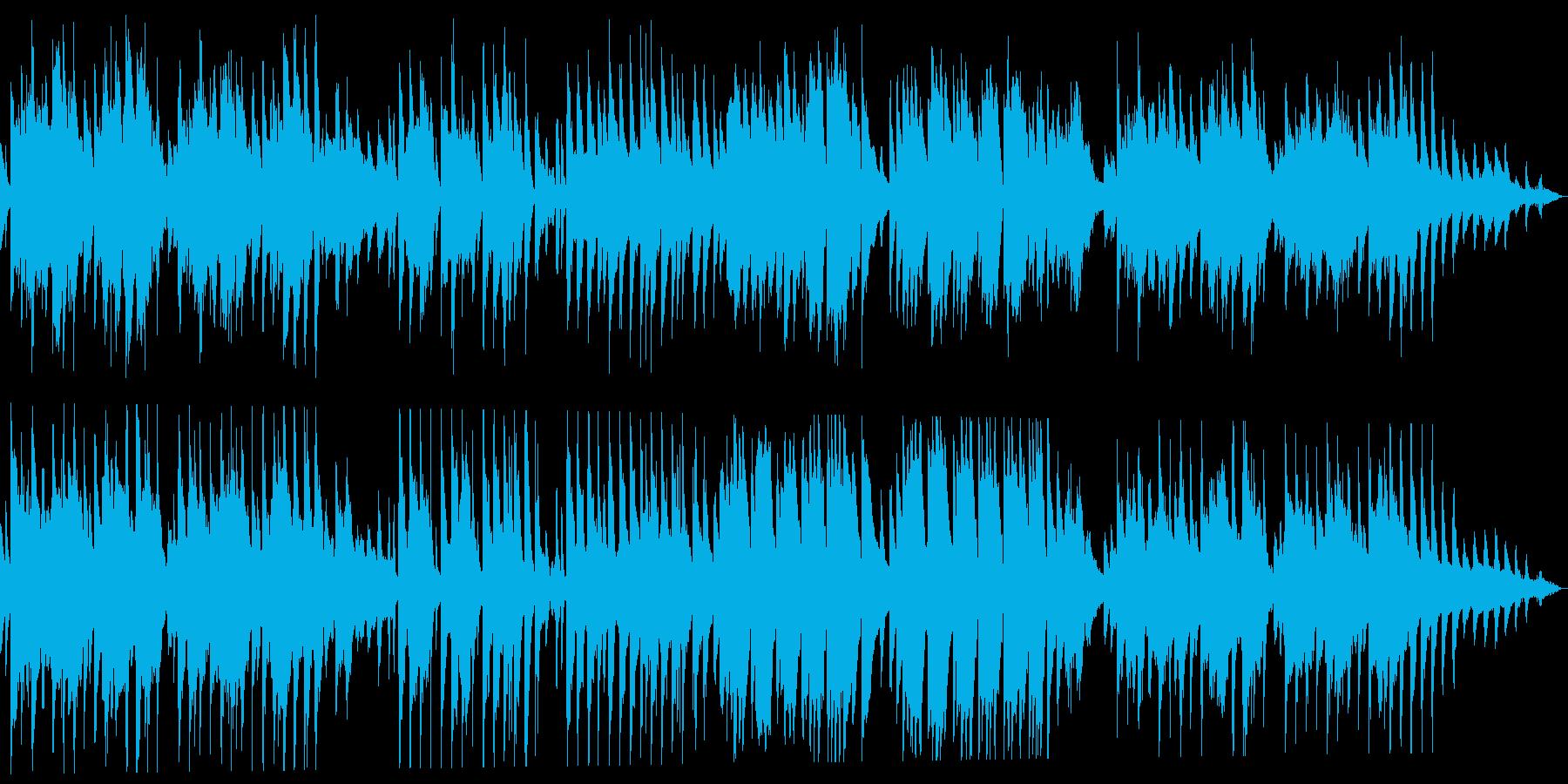 和太鼓 日本の夏 夏祭りの再生済みの波形