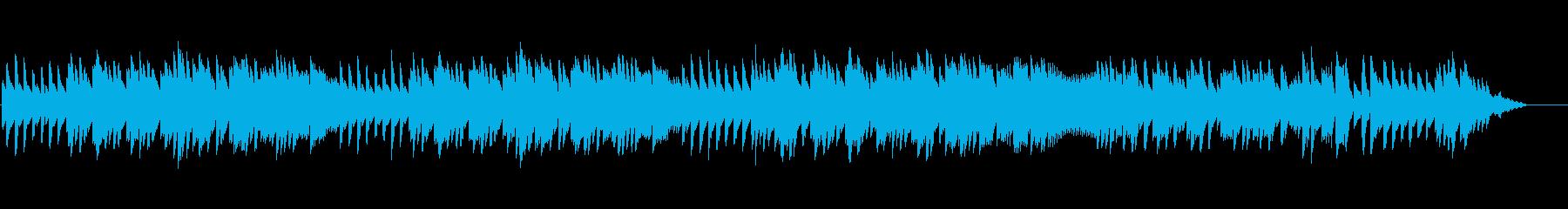 8bitクラシック アラビア風奇想曲の再生済みの波形