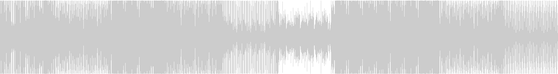 EDM トロピカル 楽しい 海 プールの未再生の波形