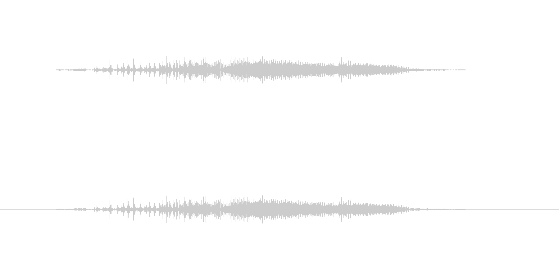 ニャー_猫声-05の未再生の波形