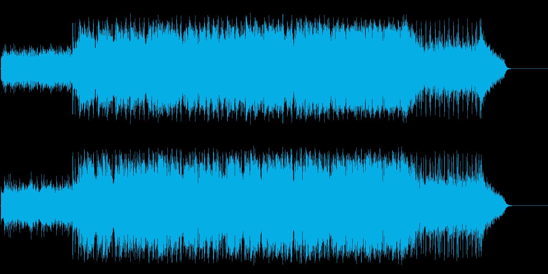 大自然の素朴なポップ/アコースティックの再生済みの波形