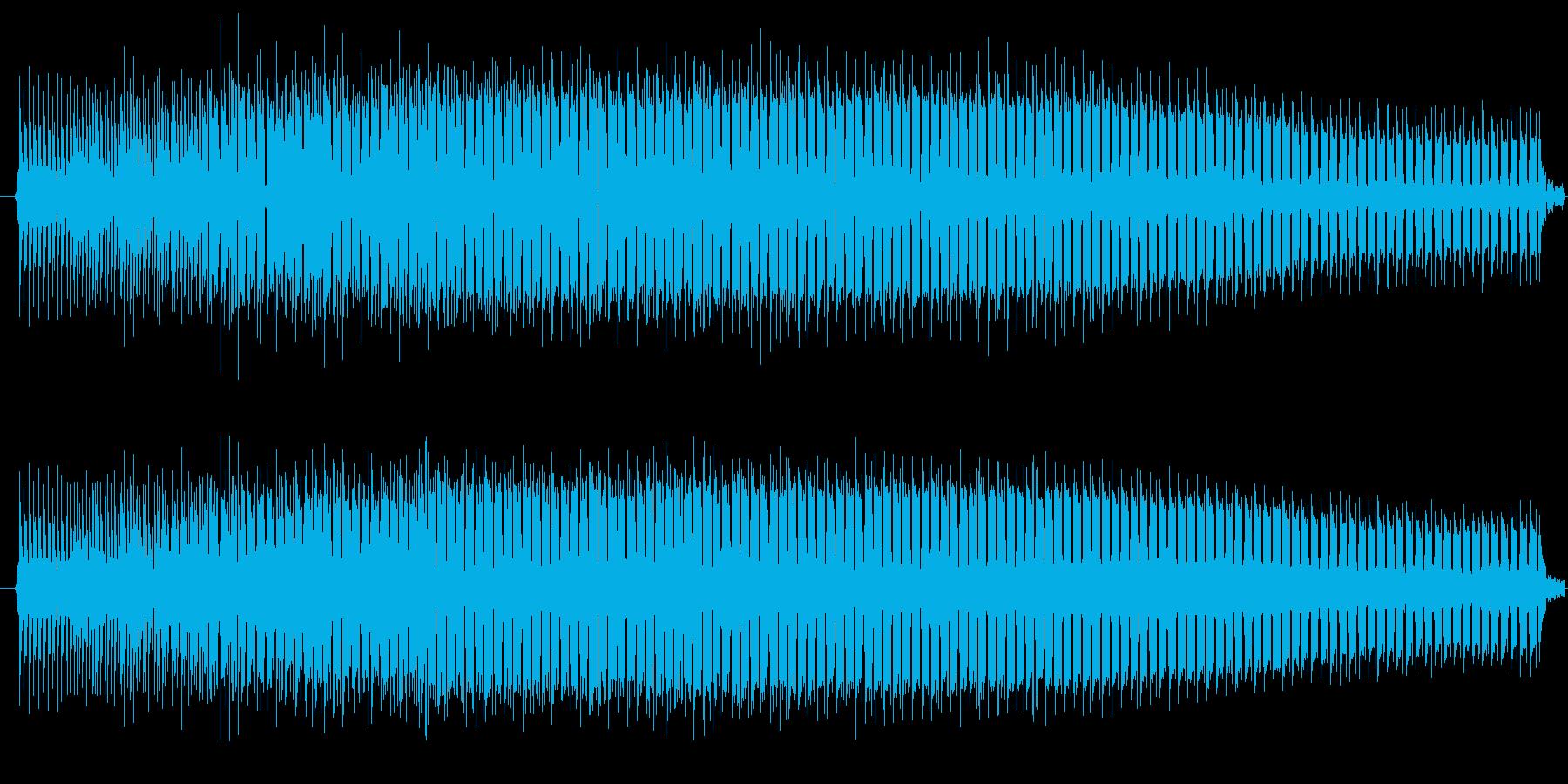 エネルギーがギュイイィン、と溜まる音で…の再生済みの波形