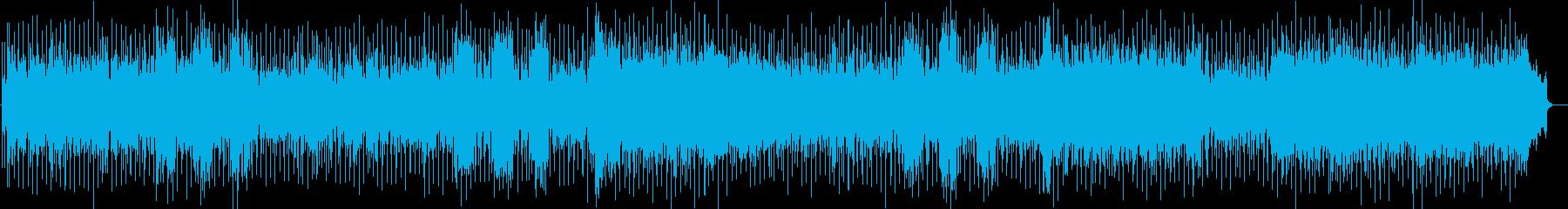 元気な90年代オルタナ系ギターロックの再生済みの波形