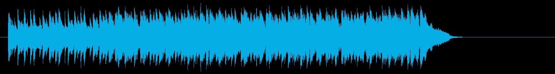 不安をはねのけるポップ(イントロ~サ…)の再生済みの波形