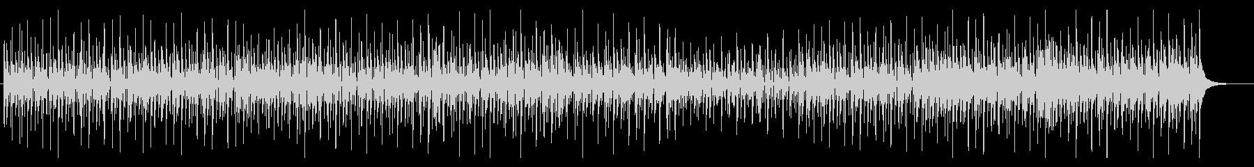 ジングルベル 和テイスト カラオケの未再生の波形
