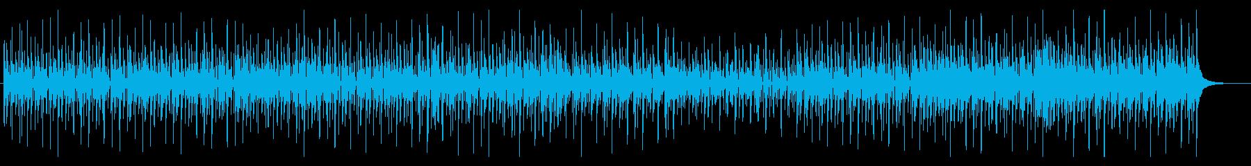 ジングルベル 和テイスト カラオケの再生済みの波形