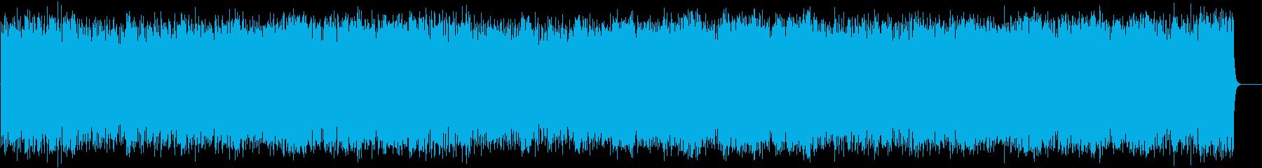 爽快な8ビート・ポップス(フルサイズ)の再生済みの波形