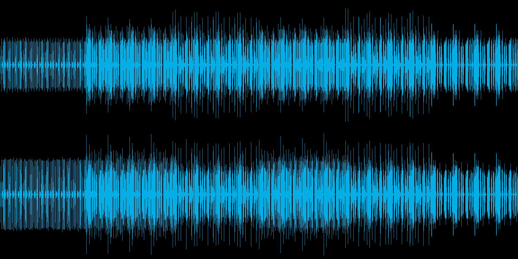 【映像/PV/オープニング/ポップス】の再生済みの波形
