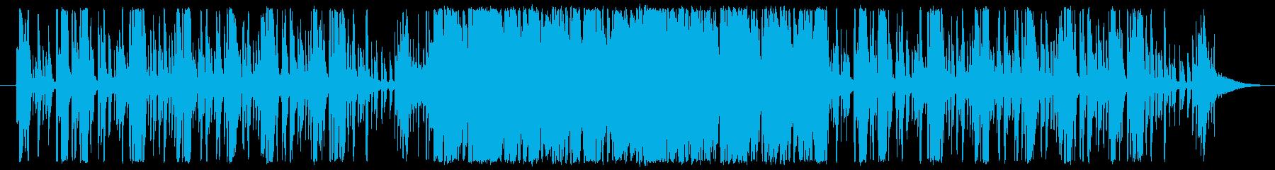 エレクトロピアノが印象的なジャズの再生済みの波形