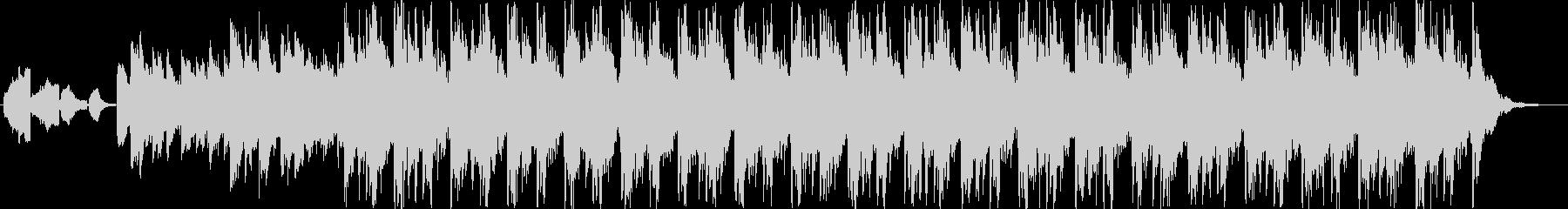 デジタル機器CFのBGM向きの未再生の波形