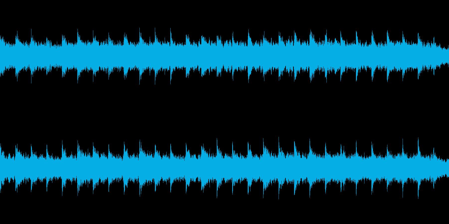 壮大なイメージに合う楽曲です。の再生済みの波形
