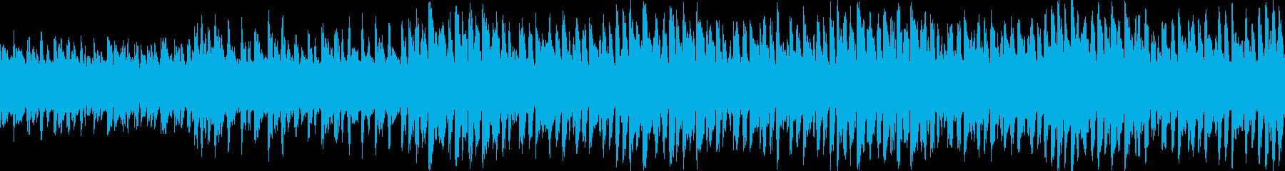 ねがいを思うような曲(ループ仕様)の再生済みの波形