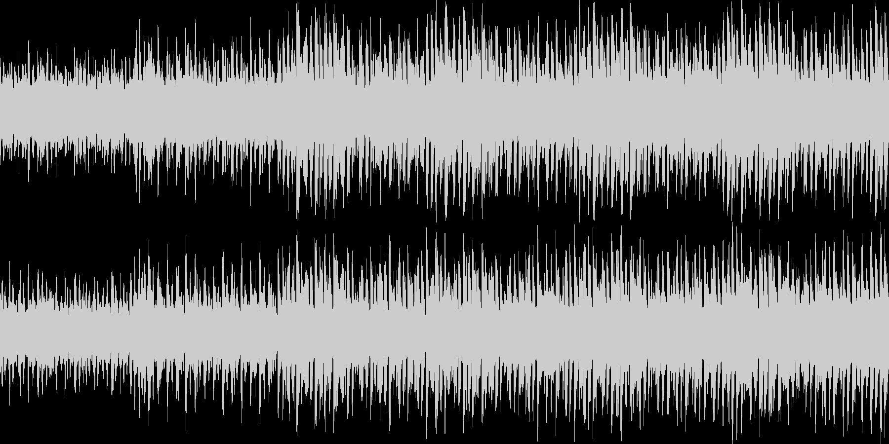 ねがいを思うような曲(ループ仕様)の未再生の波形