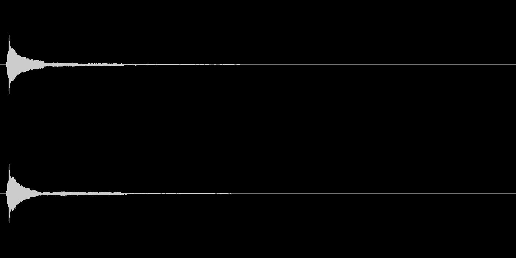 キラキラ系_008の未再生の波形