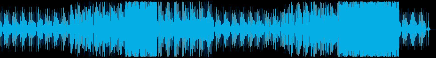 【メロディ抜き】ほのぼの軽快ファンタジ…の再生済みの波形