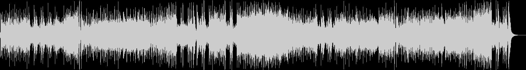モーツァルトのピアノソナタをギターでの未再生の波形