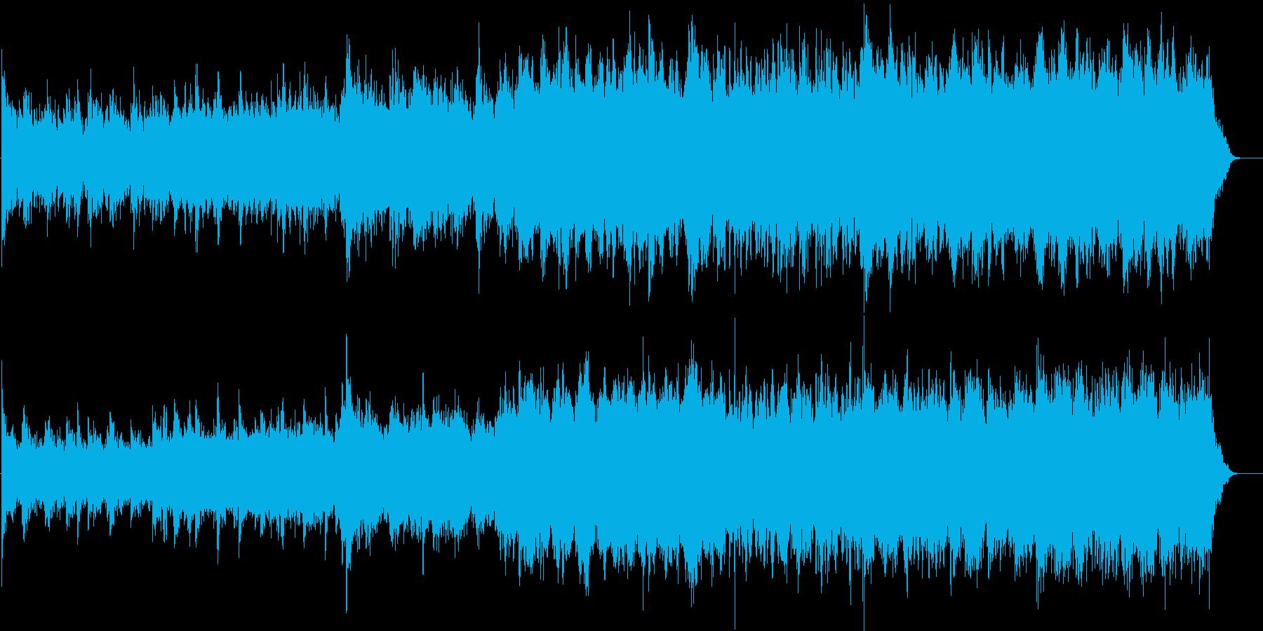 失意からの脱出の再生済みの波形